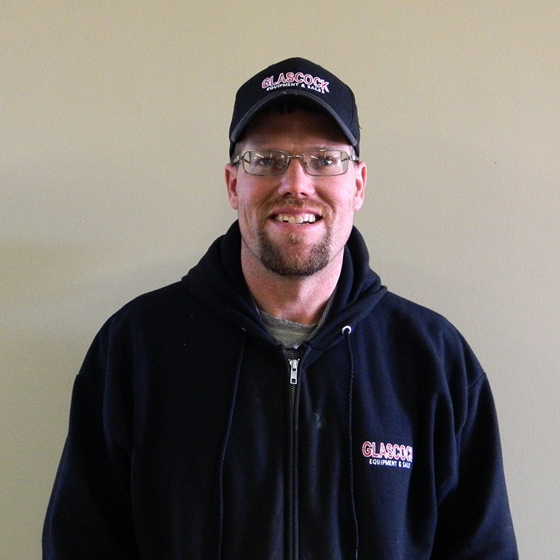 Darin Ellis at Glascock Equipment & Sales, Inc