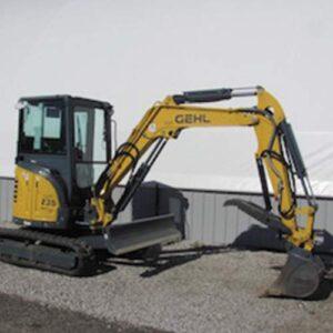 Gehl Z35 Compact Excavator
