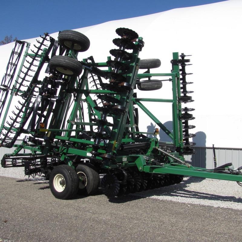 Farm Tillage Equipment