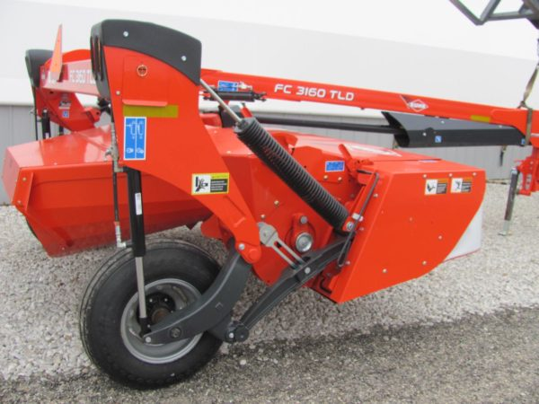 Kuhn FC3160TLD Mower Conditioner for Sale