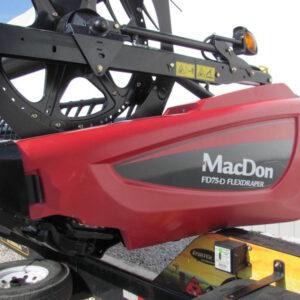 MacDon FD75-D FlexDraper
