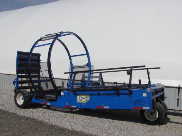 Kemco 260 Pro Hay Baler for Sale in Indiana