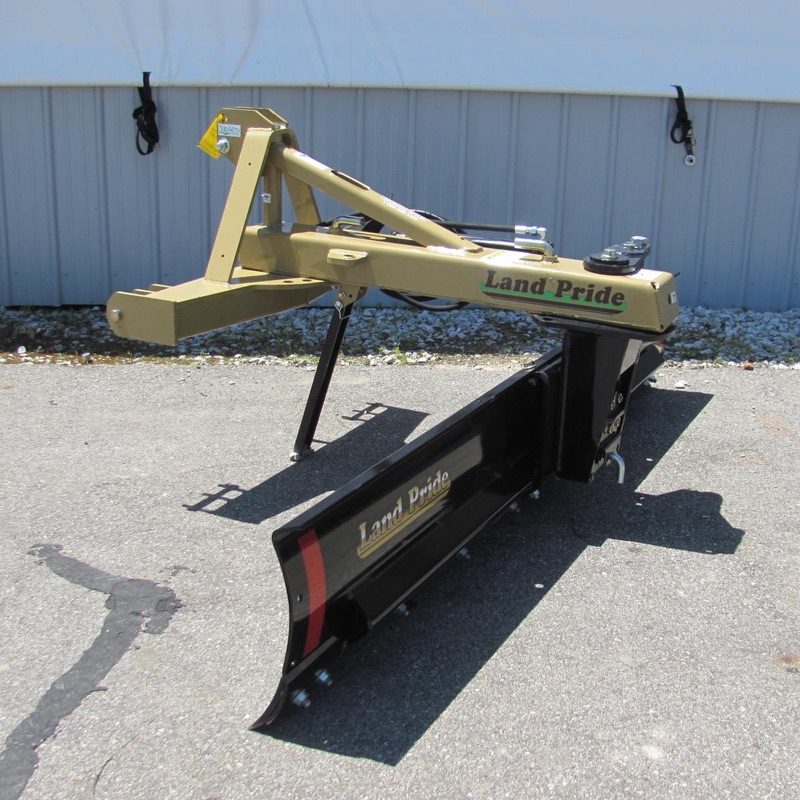 Used Land Pride RB3796 Rear Blade for Sale | Glascock