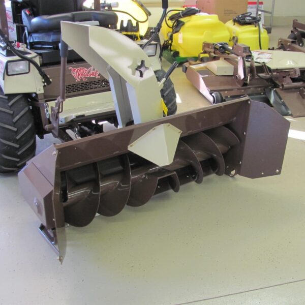 Grasshopper 412 Snowblower / snow thrower for sale