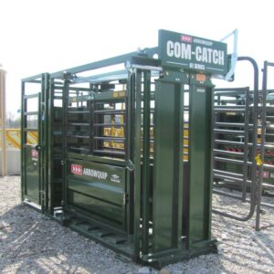 Arrowquip Corn Catch CC6100 Squeeze Chute