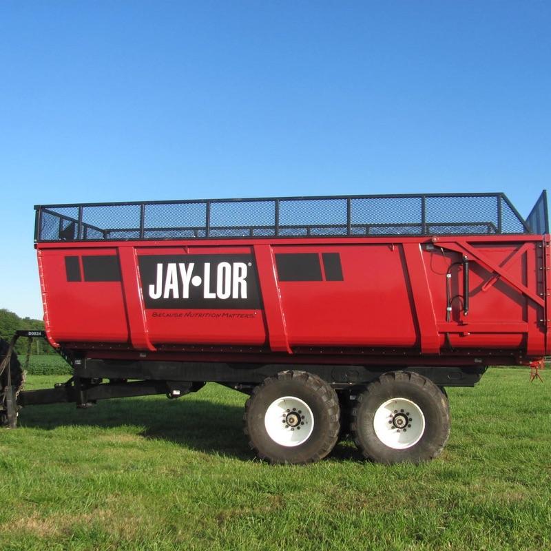 Dump Wagons / Farm Wagons