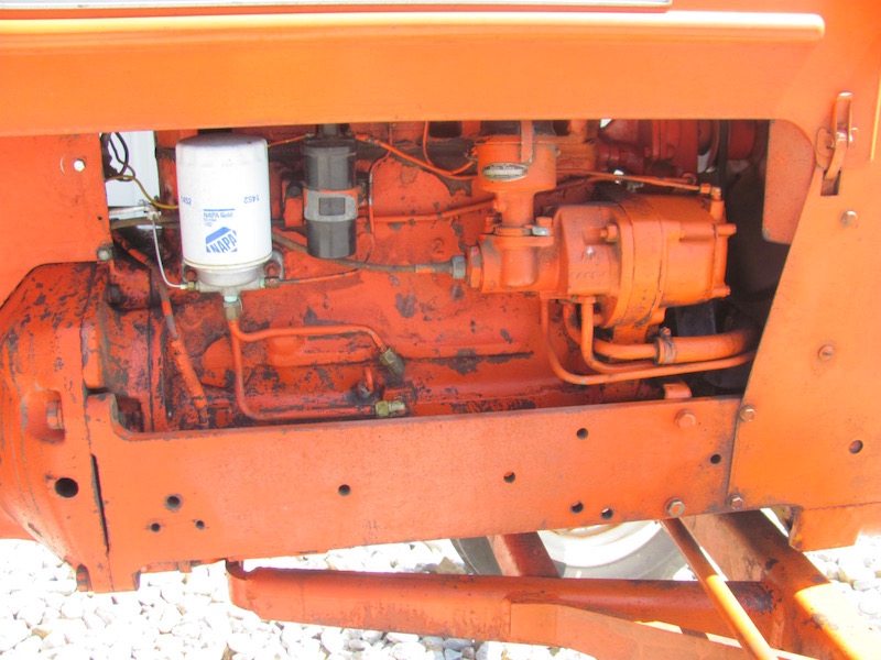 1962 Allis Chalmers D17 Tractor for Sale   Glascock