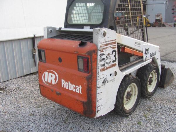 Bobcat 553 -2