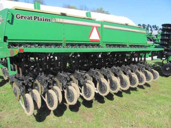 1994 Great Plains 1500 No Till Drill