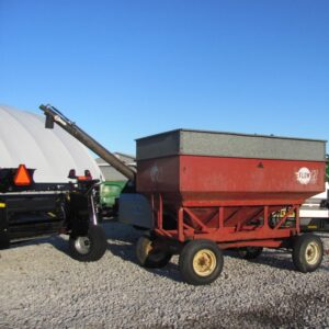 Used EZ Trail 872 Gear Farm Wagon