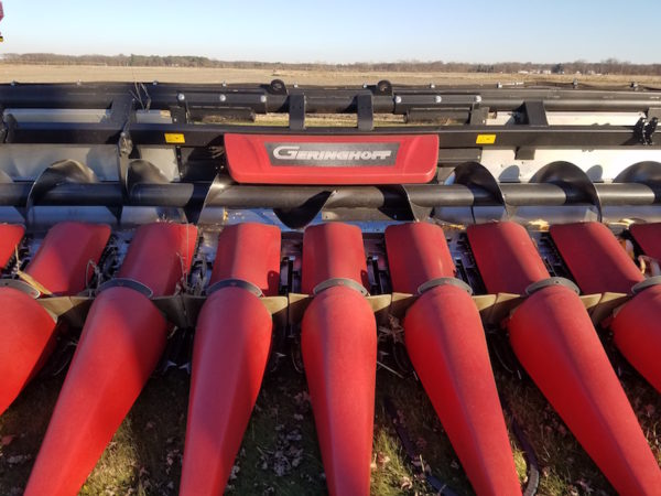 2015 Geringhoff NS2400B Corn Heads for Sale