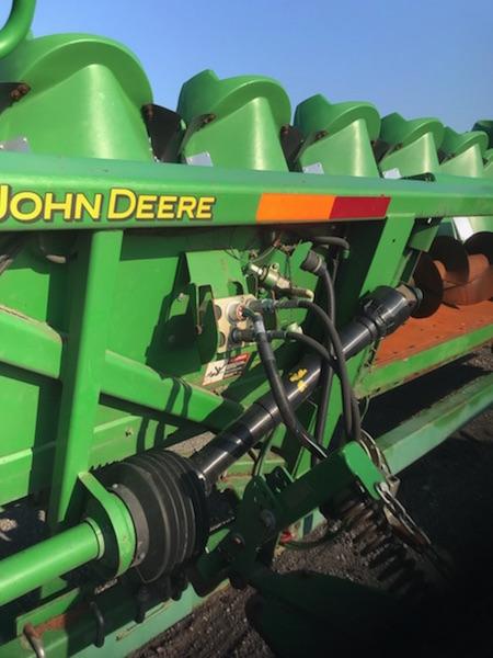 John Deere 893  7