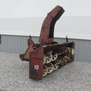 Used McKee 1101 Snowblower