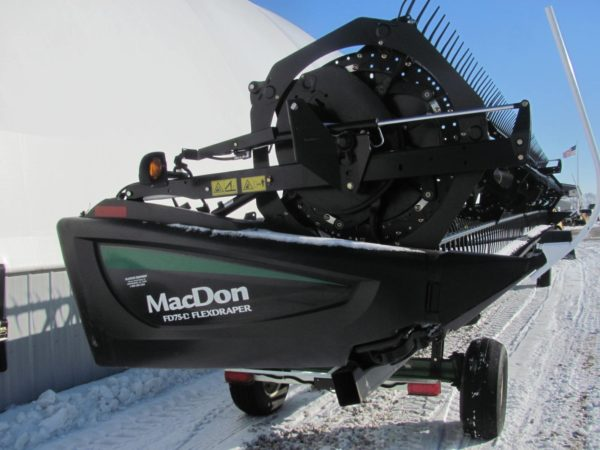 Used 2013 MacDon FD75