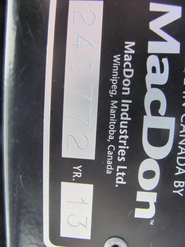 2013 MacDon FD75 Indiana
