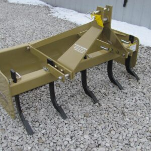 Box Scrapers & Rear Blades for Tractors | Glascock Equipment