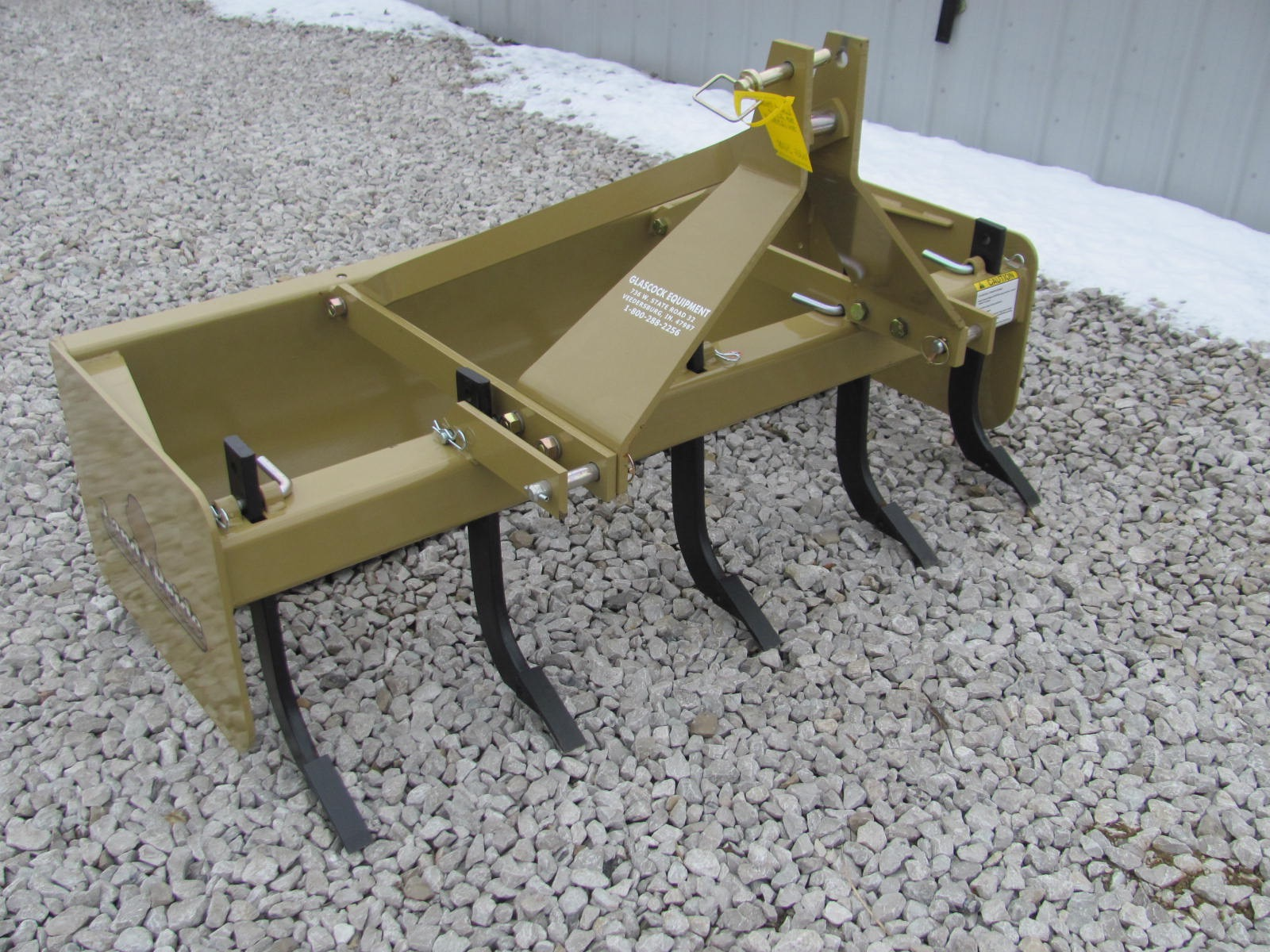 NEW Land Pride BB2560 Box Scraper for Sale | Glascock