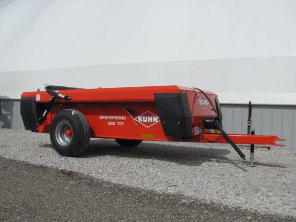 Kuhn Mfg 1215 Used Manure Spreader for Sale