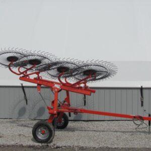 Kuhn SR 50 Speed Rake