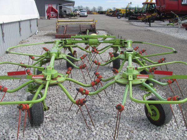 Used CLAAS Volto 75T Hay Tedder / Hay Rake for Sale