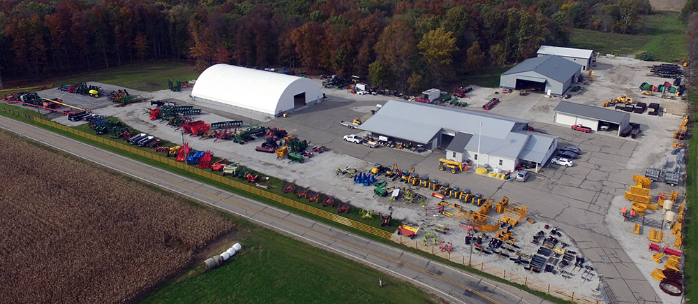 Used Farm Equipment for Sale in Indiana