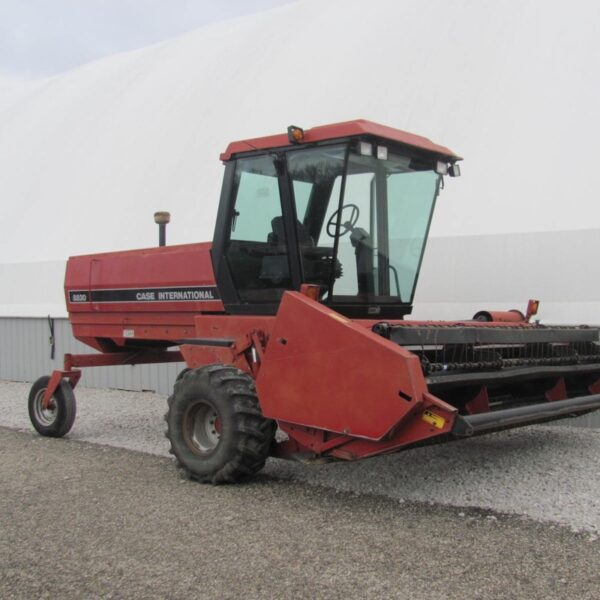 Used Case IH 8830 Windrower / Swather for Sale