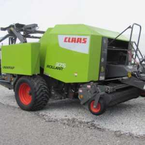 Claas Rollant 375RC Uniwrap Baler Wrapper for Sale