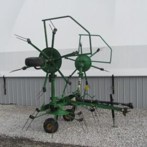 Used John Deere 756 Hay Tedder / Hay Rake for Sale