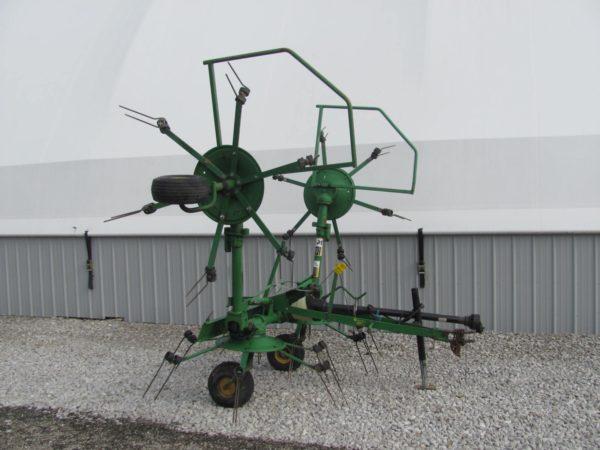 Used John Deere 756 Hay Tedder / Hay Rake for Sale