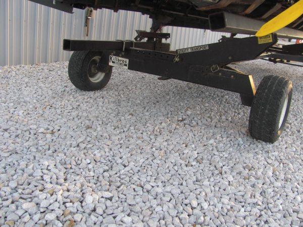 Killbros 20' Head Cart tires