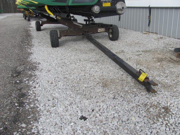 Killbros 20' Head Cart latch