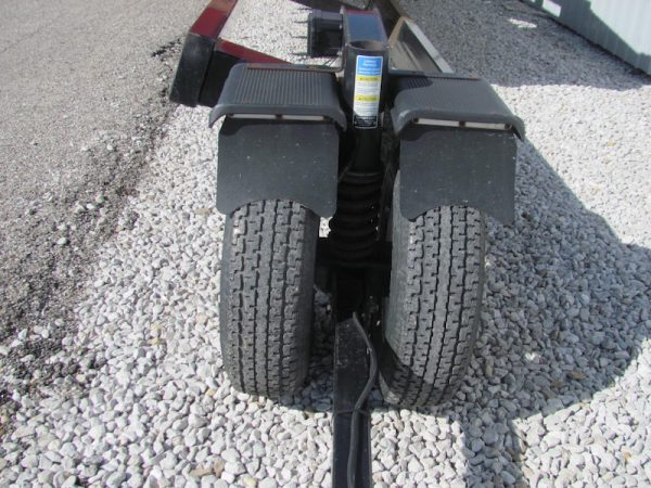 MD Stud King corn header trailer tires