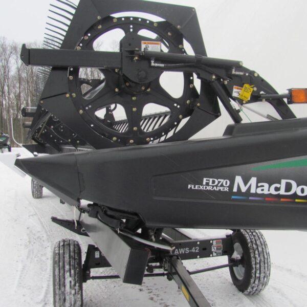 MacDon FD70 Flex Draper