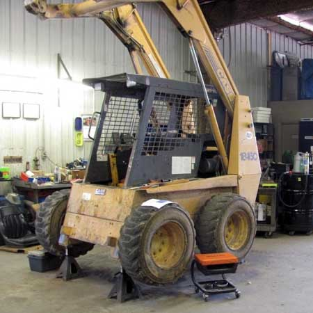 Skid Loader Repair Service