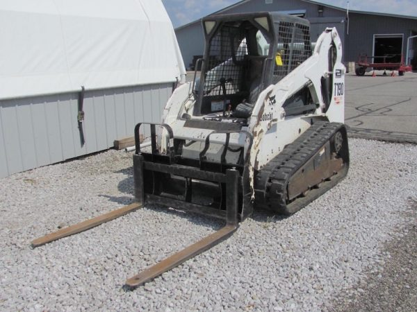 Bobcat T190 Compact Track Loader for Sale