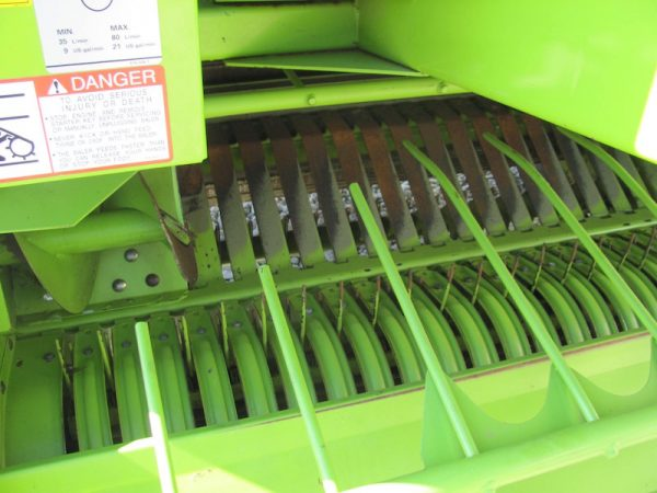 Claas Rollant 240 2