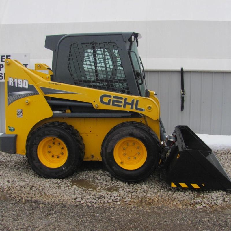 Gehl R190 | Glascock Equipment & Sales