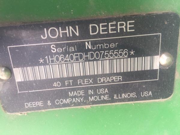 JD 640FD 2