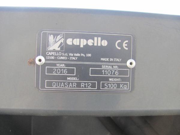 Capello 1230F 9