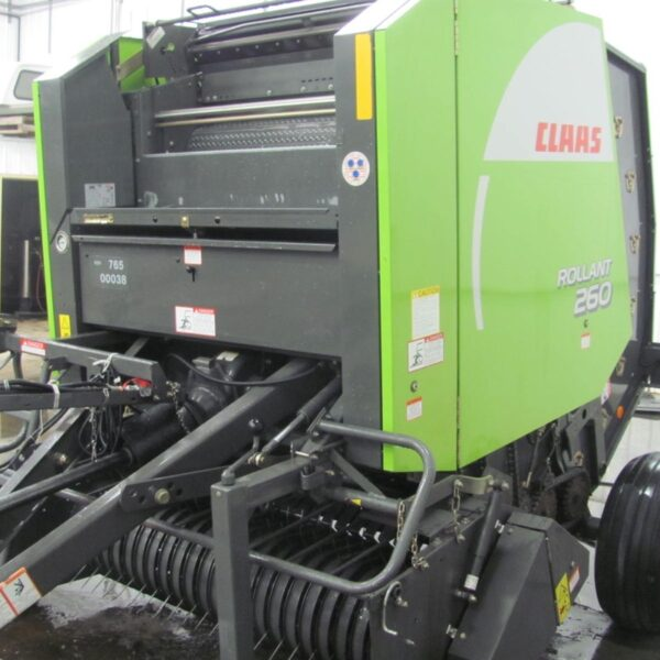 Claas Rollant 260