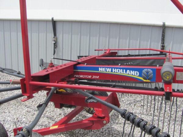 New Holland Pro Rotor 4