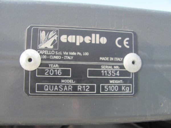 Capello 1230F 8
