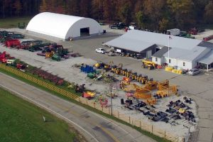 Agriculture Equipment Dealer in Indiana