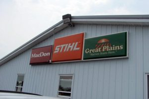 Outdoor Signage